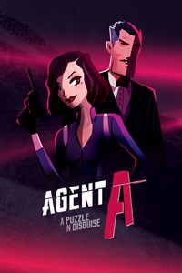 Agent A: A puzzle in disguise playone.club