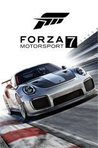 Forza Motorsport 7 Standard Edition | Подборка лучших игр для Xbox One | playone.club