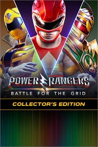 Power Rangers: Battle for the Grid – Digital Collector's Edition - игра по лучшей цене для Xbox One