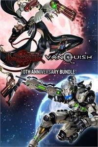 Bayonetta & Vanquish 10th Anniversary Bundle playone.club