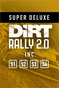 DiRT Rally 2.0 Super Deluxe Edition - игра по лучшей цене для Xbox One