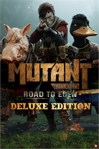 Mutant Year Zero: Road to Eden – Deluxe Edition playone.club