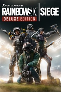 Tom Clancy's Rainbow Six Siege Deluxe Edition - игра по лучшей цене для Xbox One