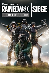 Tom Clancy's Rainbow Six Siege Ultimate Edition - игра по лучшей цене для Xbox One