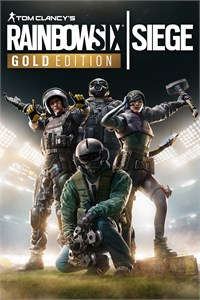 Tom Clancy's Rainbow Six Siege Gold Edition - игра по лучшей цене для Xbox One