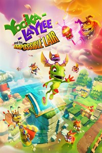 Yooka-Laylee and the Impossible Lair playone.club