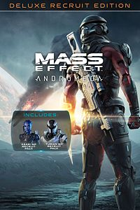 Mass Effect: Andromeda – Deluxe Recruit Edition playone.club