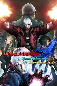 DMC4SE Demon Hunter Bundle playone.club