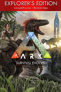 ARK: Survival Evolved Explorer's Edition - игра по лучшей цене для Xbox One