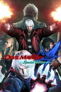 Devil May Cry 4 Special Edition playone.club