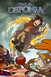 Chaos on Deponia playone.club