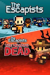 The Escapists & The Escapists: The Walking Dead - игра по лучшей цене для Xbox One