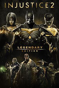 Injustice 2 – Legendary Edition playone.club