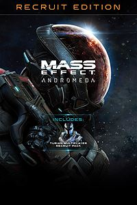 Mass Effect: Andromeda – Standard Recruit Edition - игра по лучшей цене для Xbox One
