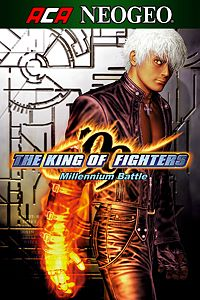 ACA NEOGEO THE KING OF FIGHTERS '99 playone.club
