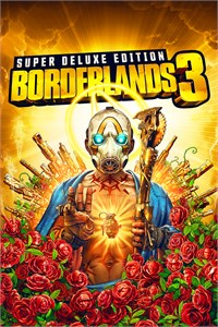 Borderlands 3 Super Deluxe Edition | Подборка лучших игр для Xbox One | playone.club