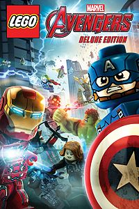 LEGO Marvel's Avengers Deluxe Edition playone.club
