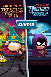 Bundle: South Park: The Stick of Truth + The Fractured but Whole - игра по лучшей цене для Xbox One
