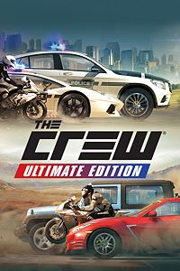 The Crew Ultimate Edition playone.club