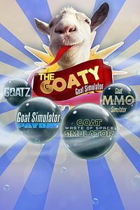 Goat Simulator: The GOATY playone.club