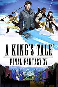 A KING'S TALE: FINAL FANTASY XV | Лучшие цены на игры для Xbox One | playone.club