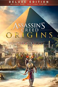 Assassin's Creed Origins – DELUXE EDITION playone.club