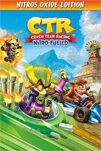Crash™ Team Racing Nitro-Fueled – Nitros Oxide Edition - игра по лучшей цене для Xbox One