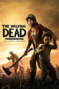 The Walking Dead: The Final Season – The Complete Season playone.club
