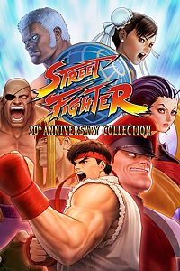Street Fighter 30th Anniversary Collection - игра по лучшей цене для Xbox One