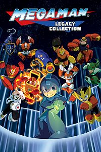 Mega Man Legacy Collection playone.club
