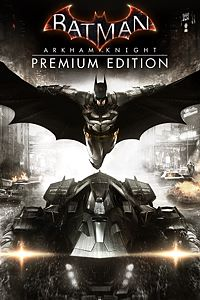 Batman: Arkham Knight Premium Edition - игра по лучшей цене для Xbox One