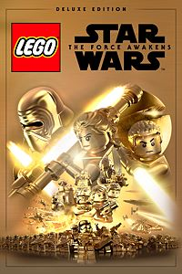 LEGO Star Wars: The Force Awakens Deluxe Edition - игра по лучшей цене для Xbox One