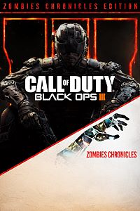 Call of Duty: Black Ops III – Zombies Chronicles Edition - игра по лучшей цене для Xbox One