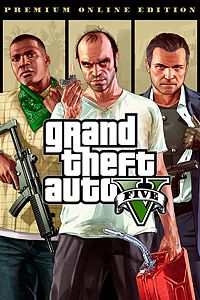 Grand Theft Auto V: Premium Online Edition - игра по лучшей цене для Xbox One