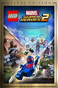 LEGO Marvel Super Heroes 2 Deluxe Edition - игра по лучшей цене для Xbox One