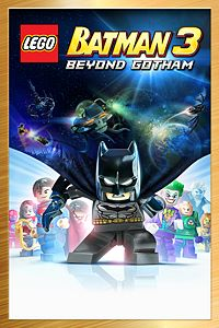 LEGO Batman 3: Beyond Gotham Deluxe Edition - игра по лучшей цене для Xbox One