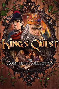 King's Quest : The Complete Collection playone.club