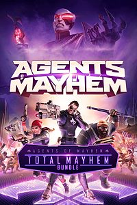 Agents of Mayhem – Total Mayhem Bundle - игра по лучшей цене для Xbox One