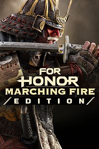 FOR HONOR : MARCHING FIRE EDITION - игра по лучшей цене для Xbox One