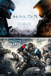 Gears of War 4 and Halo 5: Guardians Bundle playone.club