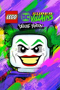 LEGO DC Super-Villains Deluxe Edition - игра по лучшей цене для Xbox One