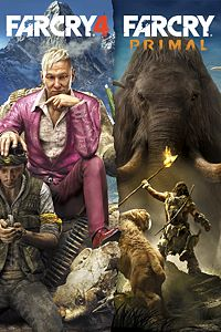 FAR CRY 4 + FAR CRY PRIMAL BUNDLE playone.club