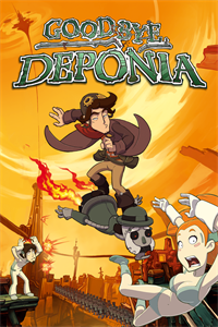Goodbye Deponia playone.club