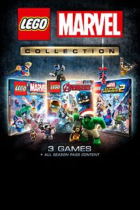 LEGO Marvel Collection playone.club
